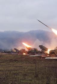В Крыму идут учения артиллерии 22-го армейского корпуса