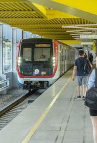 В Москве на станциях метро стали размещать указатели на узбекском и таджикском языках