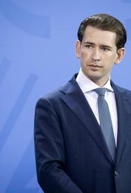 Канцлер Курц заявил, что Австрия останется закрытой для афганских беженцев