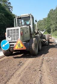 132 миллиона дополнительно выделили власти Приморья на дороги Лесозаводска