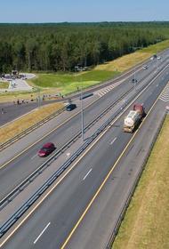 Автомобильная дорога М-12 «Москва – Казань»: створ трассы пробит