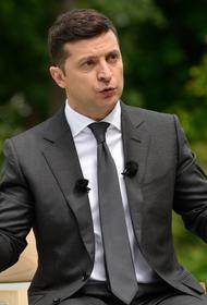 Президент Украины Зеленский: «Я чувствую себя независимым и амбициозным человеком, который ежедневно учится у лучших»