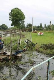 В Белгородской области расчистят около 100 километров водных объектов