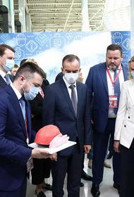 Вениамин Кондратьев приветствовал участников Всероссийской недели охраны труда