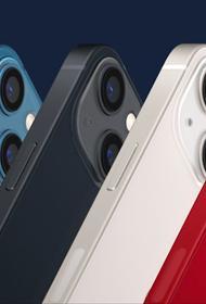 Новый iPhone 13 компании Apple представлен в пяти цветах