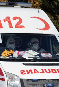 В Турции суточный прирост случаев заражения COVID-19 достиг максимума с мая – 28 224