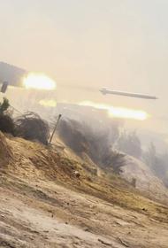 Российские и белорусские артиллеристы совместно уничтожили крупную группировку условного противника