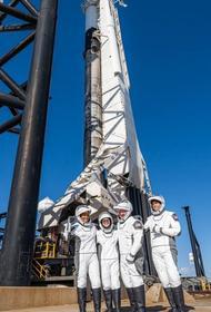Впервые на орбите космическая экскурсия в автоматическом режиме