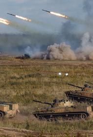 Завершились крупнейшие военные учения, которые в совокупности охватили зоны ответственности трёх военных округов РФ и Белоруссию