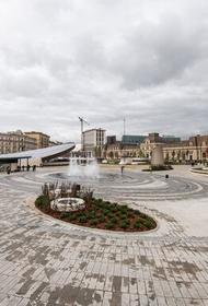 Собянин открыл центральную часть нового парка на Павелецкой площади