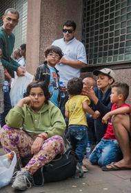 Из латвийского центра для беженцев сбежали 85 мигрантов