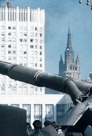 Бывший зять Ельцина рассказал о расстреле Белого дома в 1993 году
