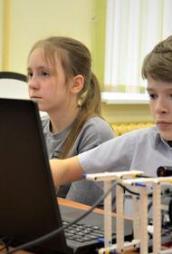 Юные приморцы получают сертификат на дополнительное образование