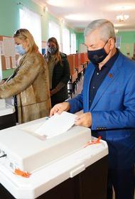 В Челябинской области проходят выборы депутатов Государственной Думы