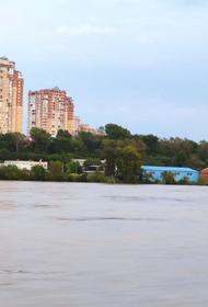 Уровень Амура у Хабаровска опустился ниже отметки опасного явления