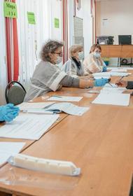 Во второй день выборов в Хабаровском крае проголосовали более 20% избирателей