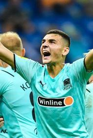 «Ахмат» потерпел поражение от «Краснодара» 0:2