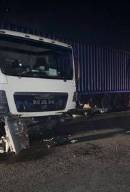 В ДТП под Краснодаром в ночь на субботу погибли четыре человека