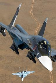 Avia.pro: самолеты ВКС России разбомбили парад сирийских джихадистов с участием турецкой военной техники