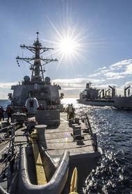 NetEasе: в случае необходимости Россия сможет потопить в Черном море весь Шестой флот США