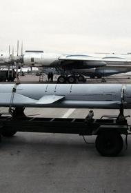 Стратегические воздушные силы РФ  получили новые ракеты Х-555 и Х-102