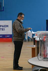 Турчак сообщил, что «Единая Россия» получает 315 мандатов в Госдуме