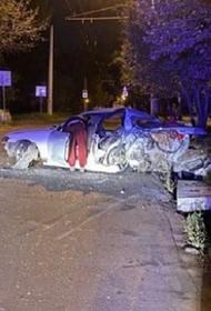 Четыре человека пострадали в Хабаровске при ДТП