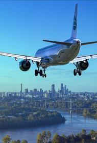 Направлявшийся из Антальи в Екатеринбург самолет совершил посадку в Сочи из-за смерти женщины на борту