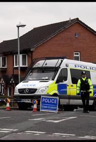 Полиция Великобритании предъявила обвинения третьему гражданину РФ по делу об отравлении в Солсбери