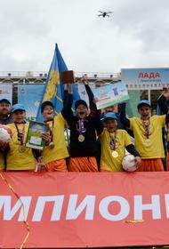 Южноуральская детская команда вошла в число победителей «Метрошки»
