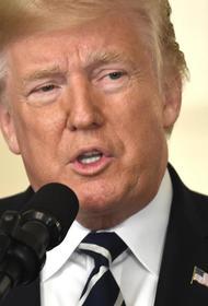 Трамп заявил, что США могут превратиться в «страну третьего мира»