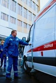 Полиция в  Крыму поймала вора, ограбившего «скорую»