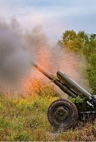 Артиллерия воздушного десанта отработала тактику мобильного боя в ходе учений, прошедших в Приморском крае