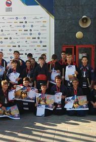 Приморцы ярко выступили на Всероссийских юношеских Играх боевых искусств