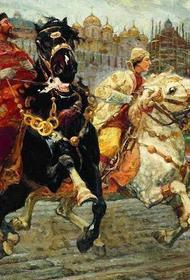 Русская «опричнина» за тысячу лет до Ивана Грозного