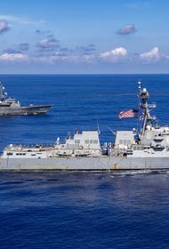 Эксперт Кедми заявил, что в случае возникновения войны с США Россия нацелится в первую очередь на американский флот