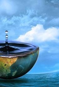 Найден новый источник запасов воды на Земле