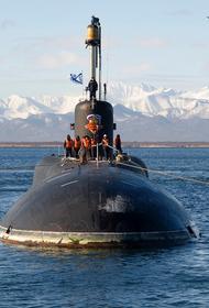 Северный флот имеет статус военного округа и мощный стратегический подводный флот