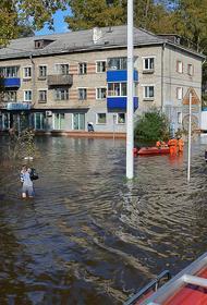 Комсомольск-на-Амуре защитят от затоплений