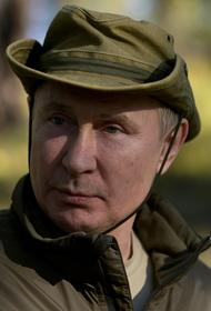 Песков заявил о попытках недругов создать «абсурдный образ» Путина