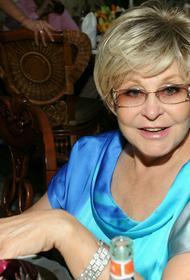 Телеведущая Ангелина Вовк рассказала, что ее пенсия с прибавками за звание всего 47 тысяч рублей