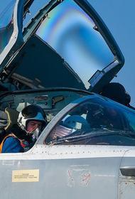 Сайт Avia.pro: российские бомбардировщики Су-24 отработали условные удары по флоту Украины и кораблям НАТО в Черном море