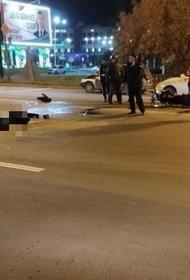 Хабаровский мотоциклист погиб при ДТП с грузовиком