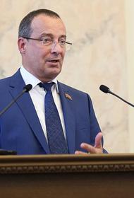 Структуру ЗСК оптимизируют после ухода нескольких депутатов в Госдуму