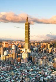 Китай обеспокоен политической вознёй вокруг Тайваня