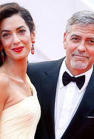 История любви Джорджа и Амаль Клуни: как развивались их отношения