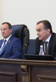 В ЗСК приняли постановления о досрочном прекращении полномочий пяти депутатов