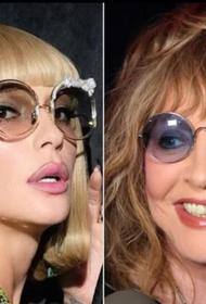 В очках и парике: Ивлеева подражает Пугачевой