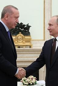 Сергей Марков: Путин и Эрдоган — это заря завтрашнего дня мировой политики