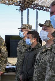На украинском СКШУ «Объединенные усилия – 2021» кроме официальной части учений была секретная гибридная фаза